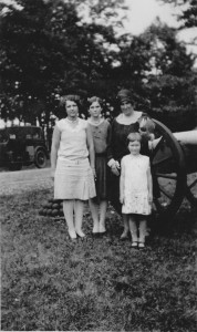 Dorothy Herrmann Ruth Phillips Della Henry and Wil