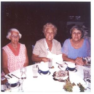 Maude, Dorothy and Eloise